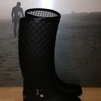 Wellington boots by Massimo Dutti
